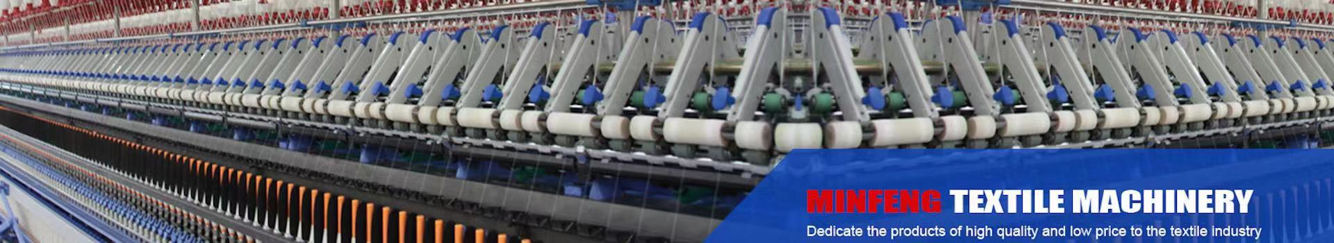 YUYAO MINFENG TEXTILE MACHINERY CO., LTD.